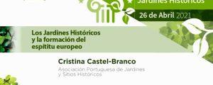 26 de Abril é o Dia Europeu dos Jardins Históricos