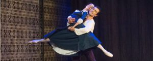 """Ballet """"La Reine Morte"""" de Kader Belarbi é transmitido no canal MEZZO a 30 de Junho"""
