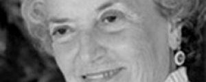 Maria Leonor Machado de Sousa (1932 – 2021)